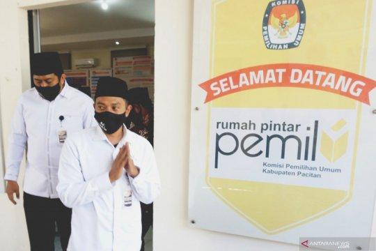 Keponakan SBY mendaftar di Pilkada Pacitan