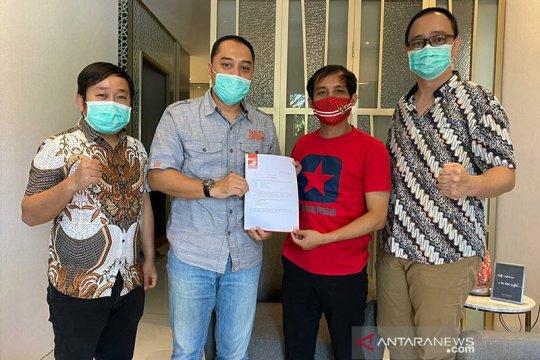 PSI resmi beri dukung Eri-Armuji di Pilkada Surabaya
