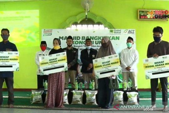 ACT dorong masjid jadi garda terdepan penyelamat ekonomi umat