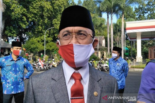 Pemkot Mataram siap laksanakan regulasi sanksi tidak pakai masker