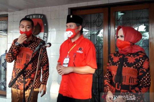 Anak Wali Kota Magelang mendaftar jadi peserta Pilkada Magelang 2020