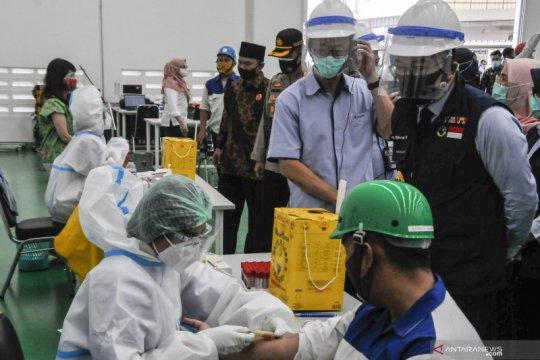 Kasus COVID-19 di Indonesia bertambah 3.128 jadi 190.665