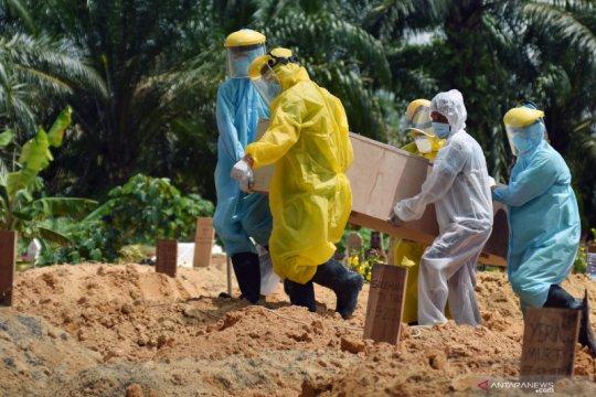 Tenaga kesehatan di Riau wafat akibat COVID-19