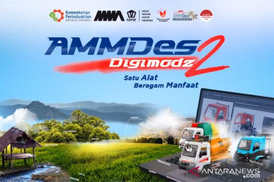 Kemenperin dorong industri modifikasi mobil perdesaan AMMDes Digimodz