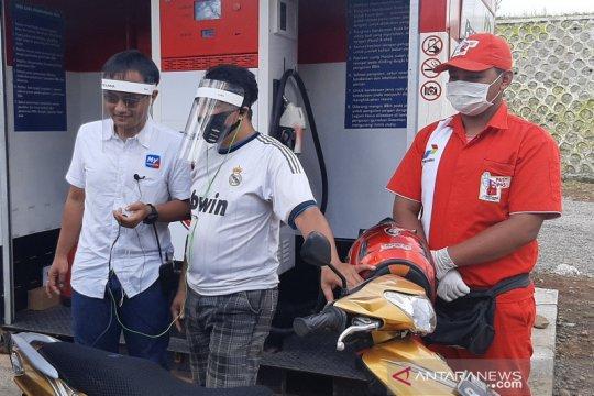 Komut Pertamina minta Pertashop hadir di seluruh desa