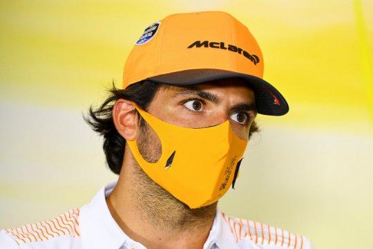 Sainz tak sesali keputusannya pindah ke Ferrari