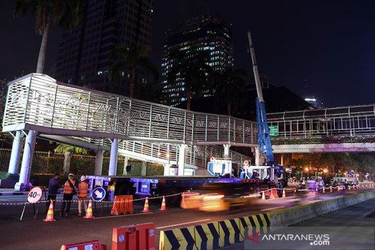 MRT lakukan kontrak langsung pekerjaan rute Harmoni-Mangga Besar