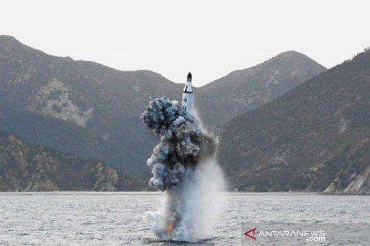 Citra satelit tunjukkan Korut siap luncurkan rudal kapal selam