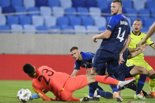 Ceko pukul Slowakia 3-1 untuk puncaki klasemen Divisi B Grup 2