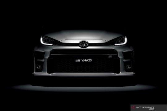 Toyota All New Yaris GR mulai dijual, begini tampilannya