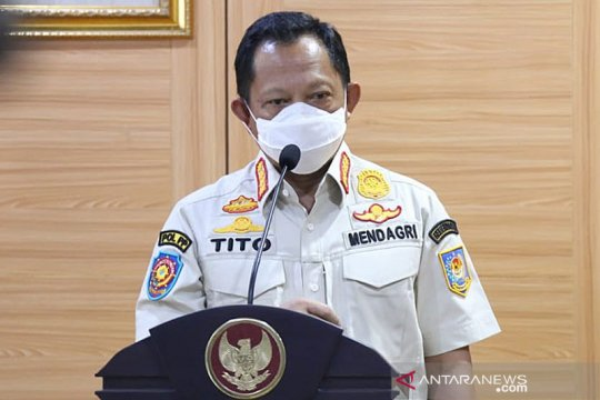 Tito tegur Bupati Karawang karena arak-arakan pendaftaran Pilkada