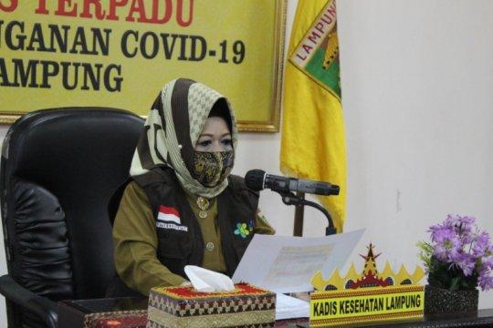 Kasus COVID-19 Lampung bertambah 12, satu di antaranya bayi