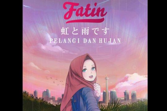 """Fatin rilis """"Pelangi dan Hujan"""" dengan aransemen city pop Jepang"""