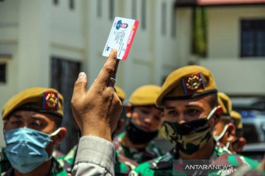 SIM gratis untuk anggota TNI