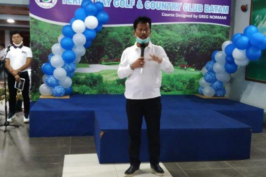"""Golfer diajak gairahkan kembali """"sport tourism"""" Batam"""