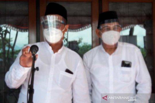 Pasangan Aziz-Mansyur mendaftar di KPU Kota Magelang