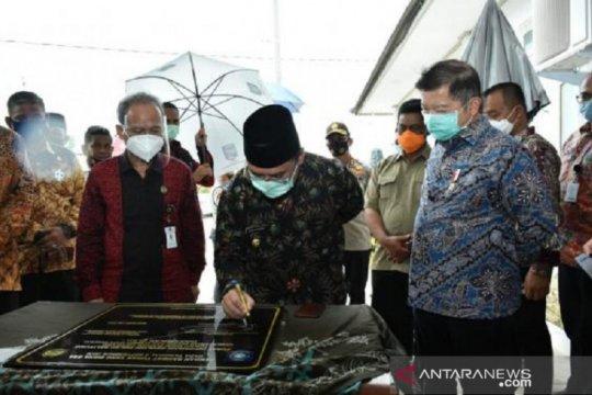 Menteri PPN resmikan Pusat Informasi Geologi Pulau Belitung