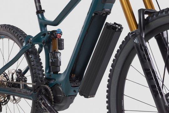 Shimano EP8, motor listrik untuk sepeda gunung