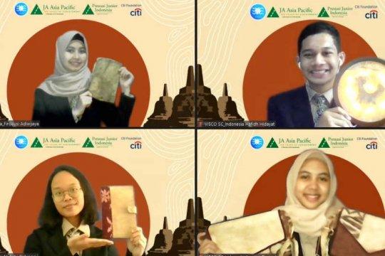 Siswa SMAN 3 Semarang raih penghargaan kompetisi virtual kewirausahaan