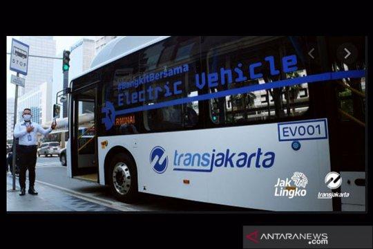 Transjakarta raih empat penghargaan dalam BUMD Marketeers Awards 2020