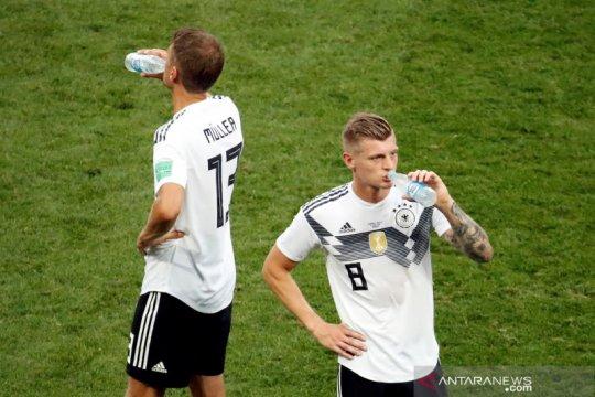 Kroos: karier Thomas Muller di timnas Jerman sudah selesai