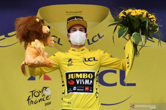 Klasemen sementara Tour de France setelah etape sembilan