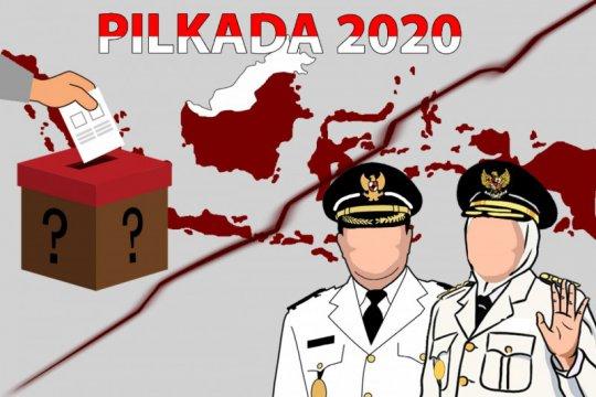 Budi Sulistiyo tidak ingin warga Kabupaten Kediri memilih kotak kosong