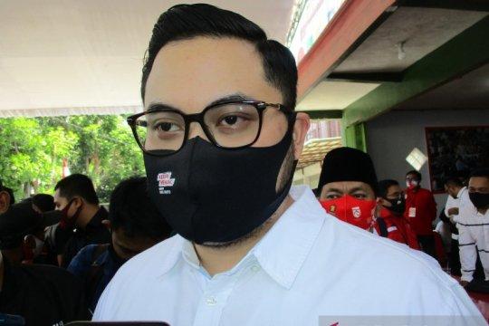 Putra Pramono Anung ingin sektor pariwisata Kediri tumbuh