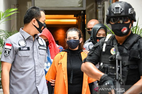 Polisi: Bisa saja dilakukan tes rambut Reza Artamevia