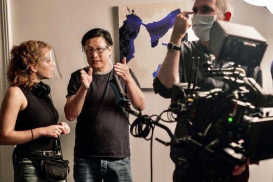 Djonny Chen, produser film Indonesia yang berkiprah di Inggris