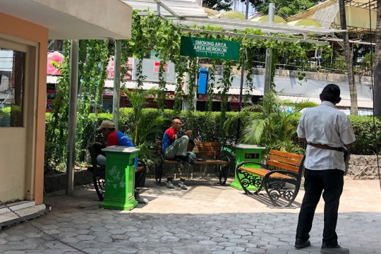 Yogyakarta akan perkuat KTR untuk dukung pencegahan COVID-19