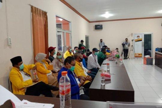 KPU Sigi harap warga beri tanggapan terkait syarat calon-pencalonan