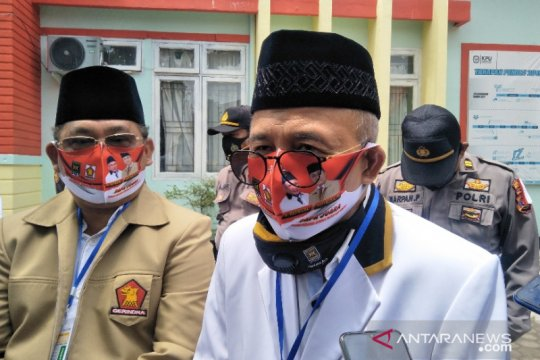 Mantan anggota DPR RI maju Pilkada Padang Pariaman