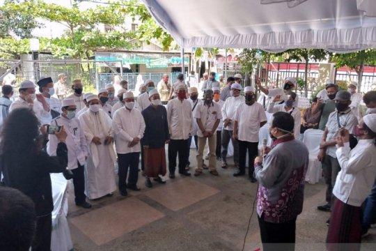 KPU Banjarmasin terima pendaftaran calon independen Khairul-Habib Ali