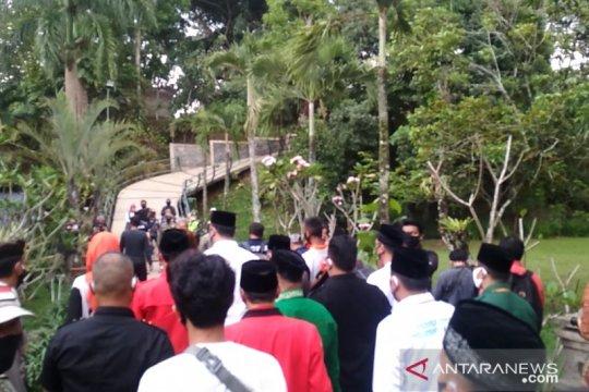 Bawaslu: Seluruh calon bupati Sukabumi langgar protokol kesehatan