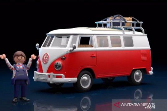 VW T1 Camper Van hadir dalam bentuk Playmobil