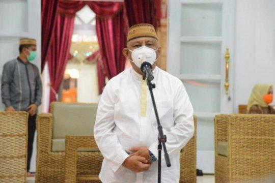 Gubernur Gorontalo kaji sanksi bagi parpol langgar protokol COVID-19