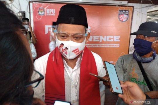 Tiga kali unggul dalam survei, Idris-Imam yakin menangi Pilkada Depok