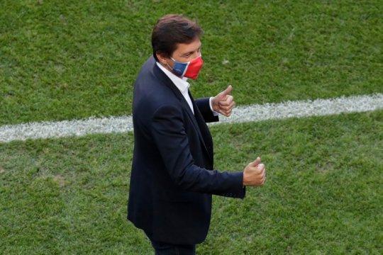 Leonardo bela pemain PSG dari kontroversi virus corona Ibiza