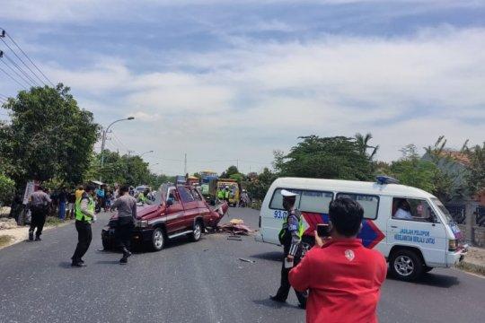 Kecelakaan di Jalur Pantura Tuban akibatkan enam orang meninggal dunia