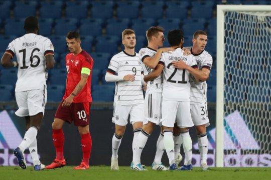 Jerman ditahan seri 1-1 oleh Swiss