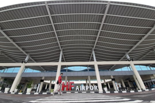 Bandara Internasional RHF Tanjung Pinang masuk daftar turun kelas