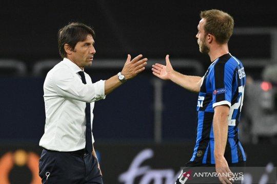Eriksen tegaskan bahagia di Inter