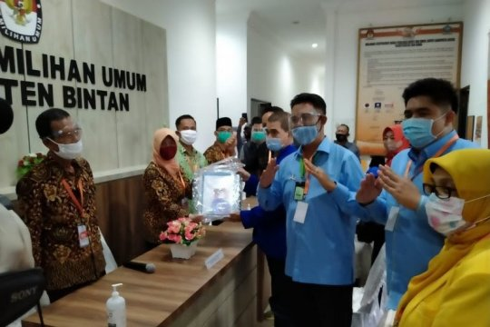 Calon tunggal, KPU perpanjang pendaftaran Pilkada Kabupaten Bintan