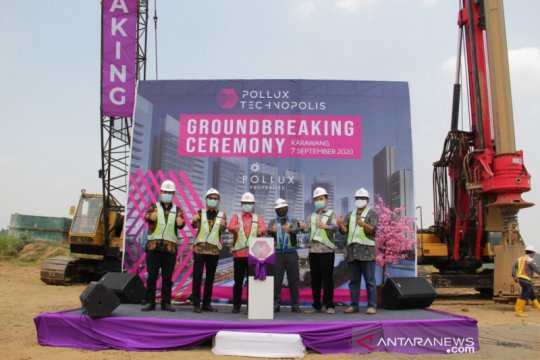 Pollux hadirkan Smart City dukung percepatan transformasi digital