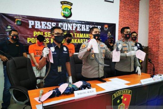 Polisi sebut hasil rampas ponsel digunakan pelaku untuk foya-foya