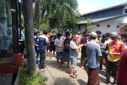 47 warga binaan dikembalikan ke blok hunian usai karantina COVID-19