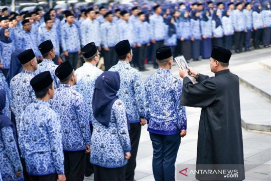 117 pegawai Pemkot Bandung dinyatakan positif COVID-19