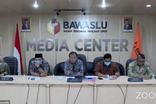 Paslon langgar protokol kesehatan, Bawaslu: Ranah pidana di kepolisian