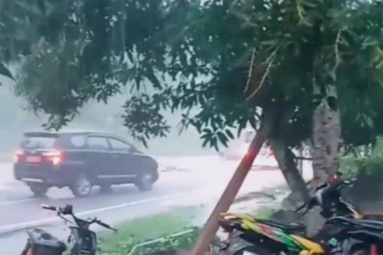 Banjir rendam poros Mamuju Tengah